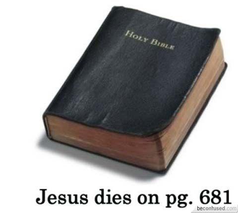 Bible-spoiler